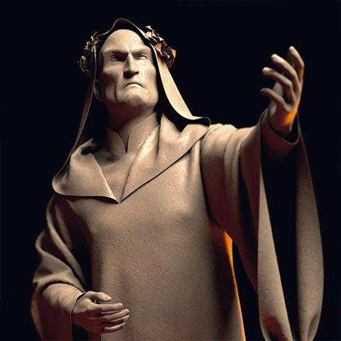 Escape Room Dante's Inferno – 3D artwork & design